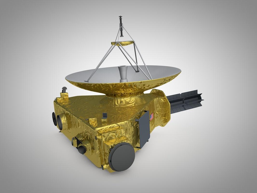 space probe models - photo #6
