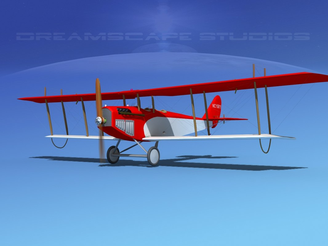 Curtiss JN-2 Jenny V12