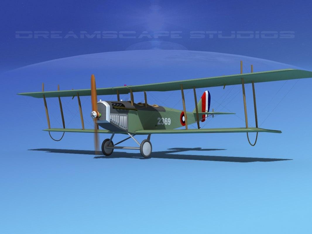 Curtiss JN-2 Jenny V01