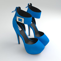 Mule Shoes 3D models