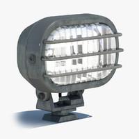exterior lighting 3D models