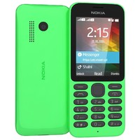 Nokia 215 3D models