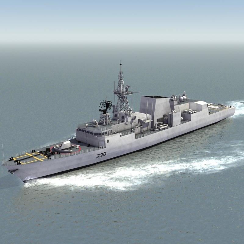 Halifax Class FFH330