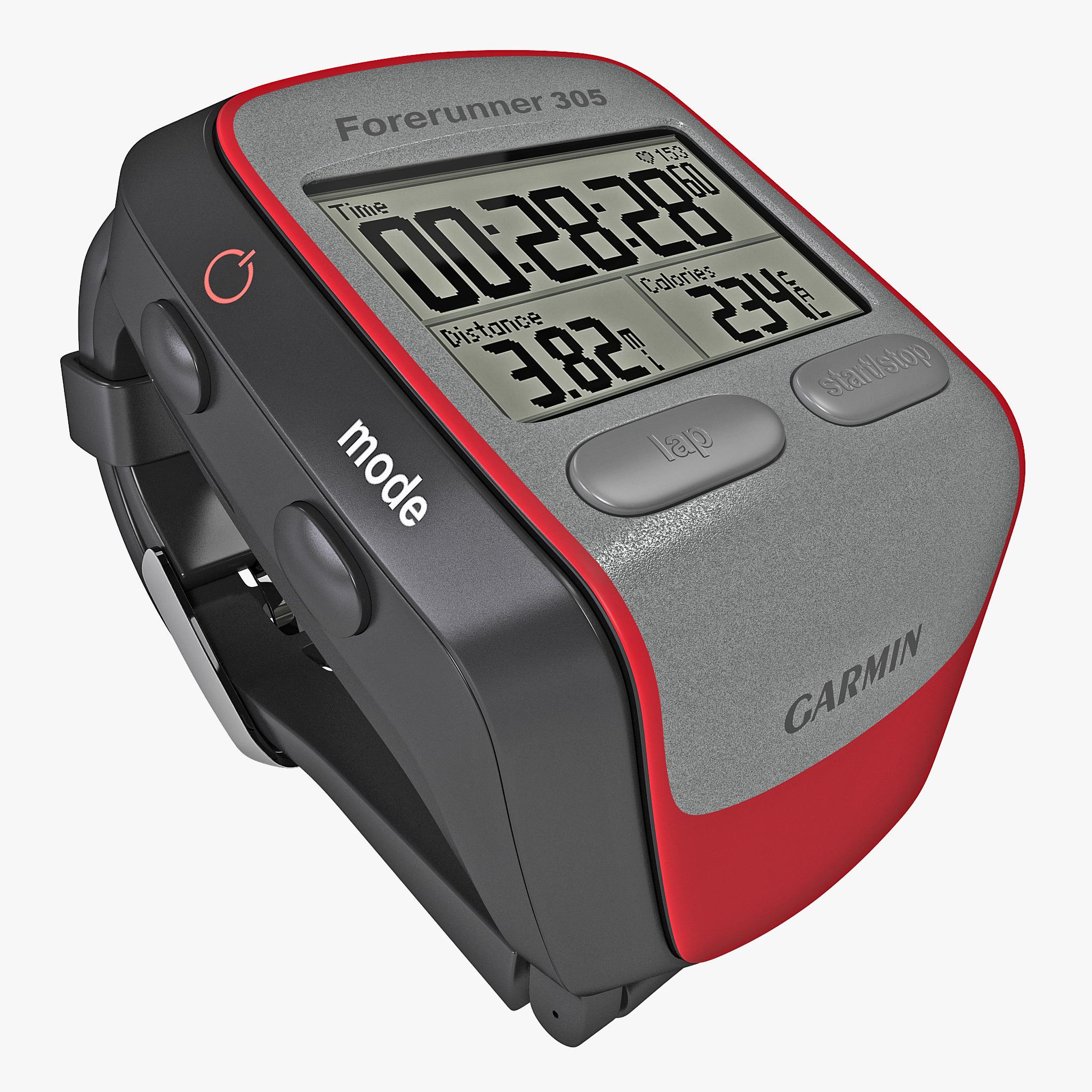 GPS Watch Garmin Forerunner 305_1.jpg