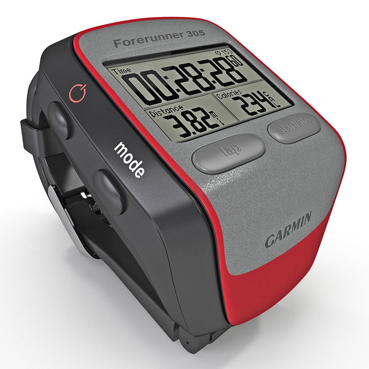 GPS Watch Garmin Forerunner 305_13.jpg