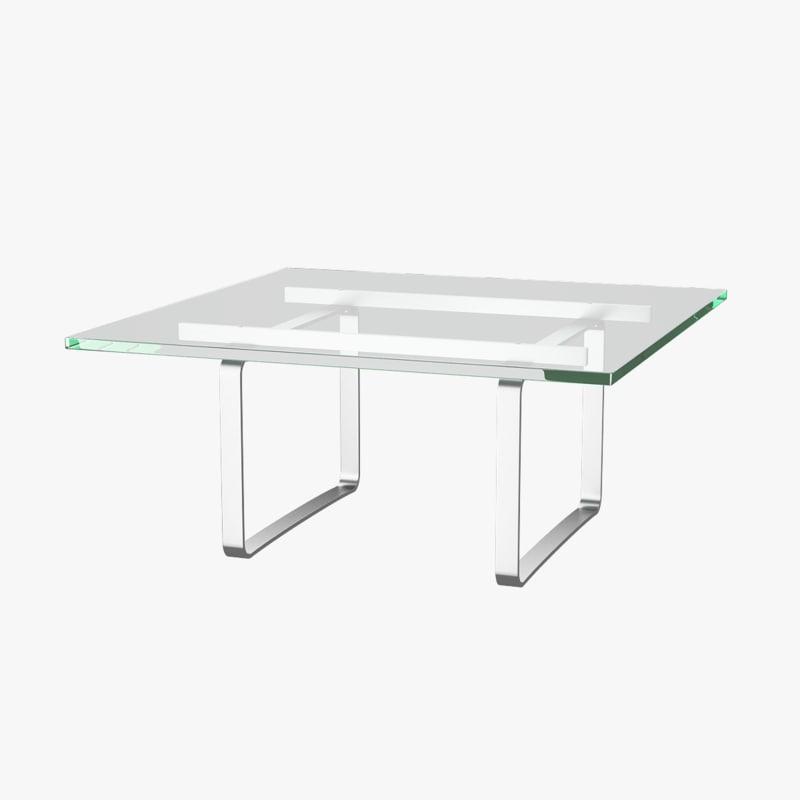 CH106 Coffee Table - Hans J. Wegner