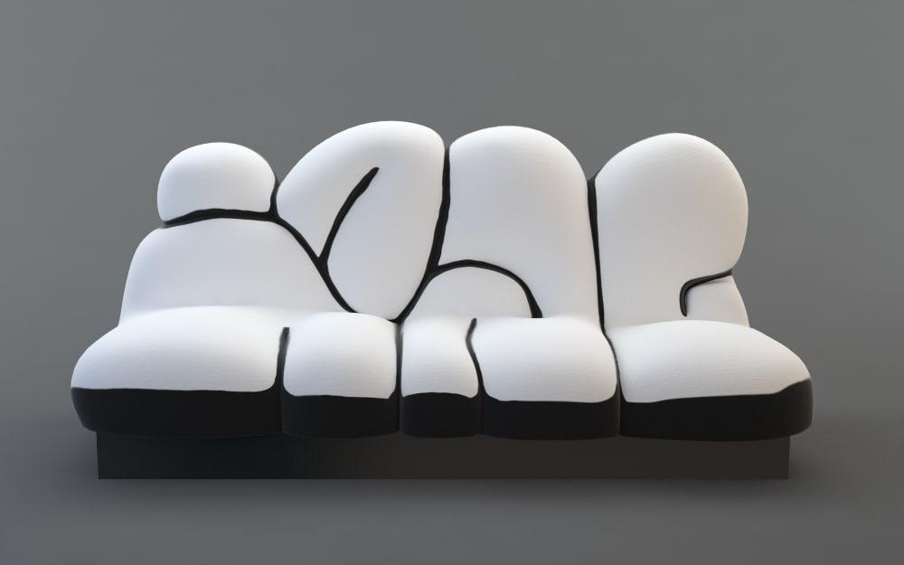 Sofa Graffiti