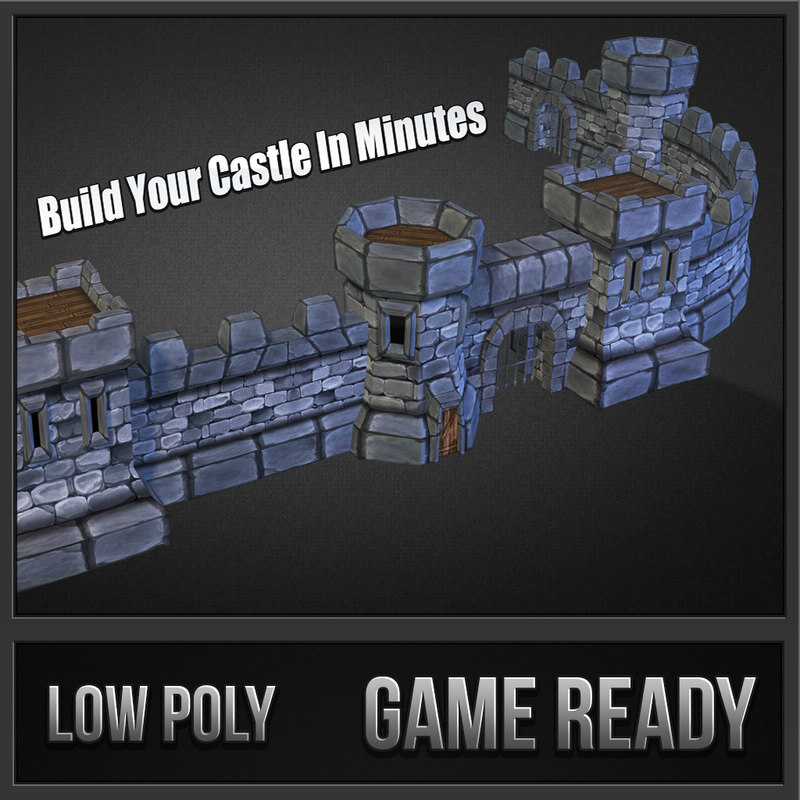 Castle Pack (Updated)