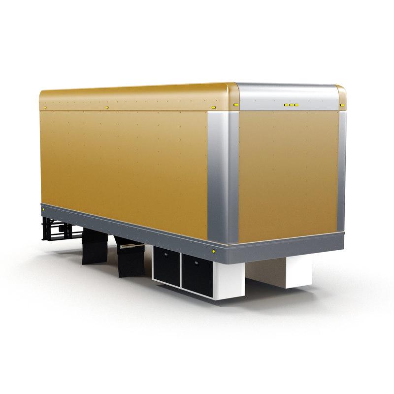 Truck Box Module