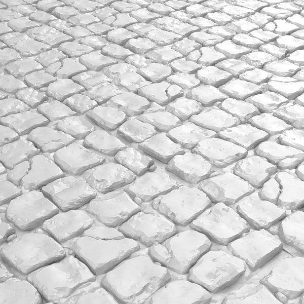 Cobblestone Sculpt