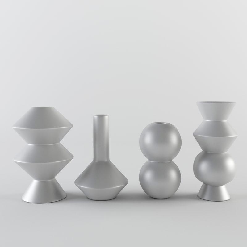 Geometry Vase