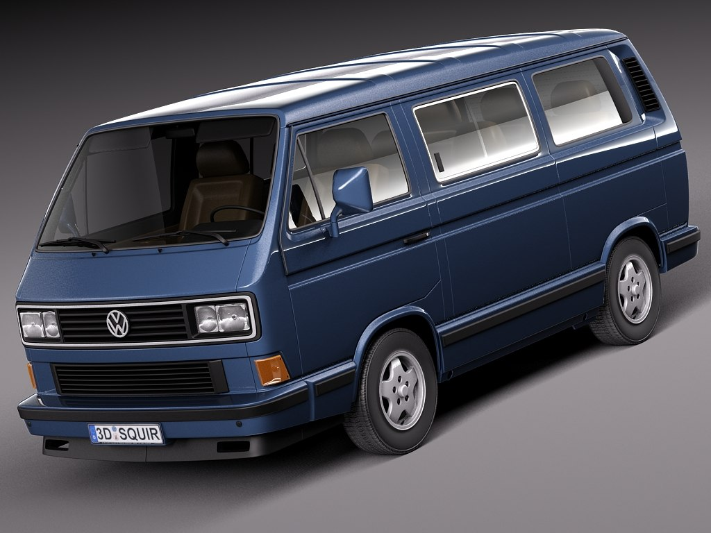 Volkswagen T3 Limited Last Edition 2002
