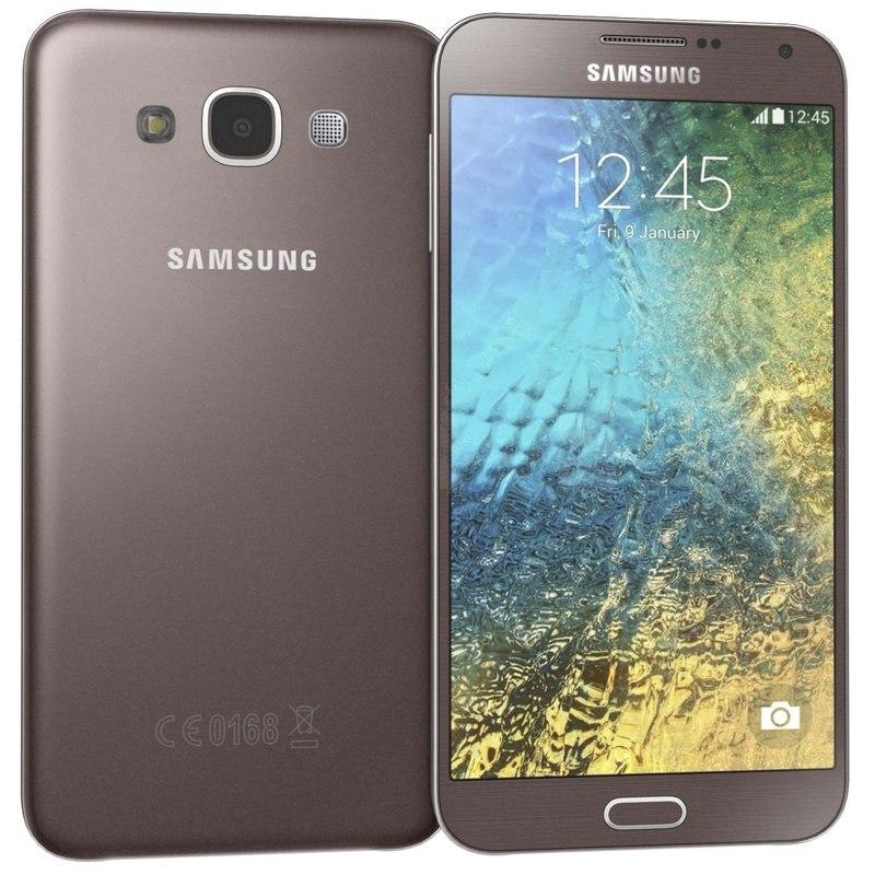 Samsung Galaxy E7 Brown