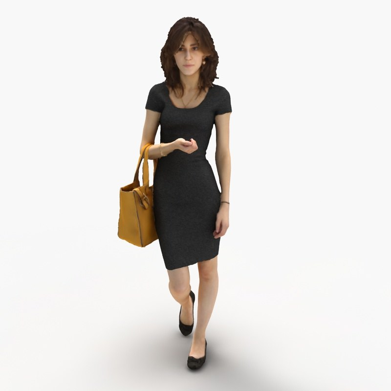 "Businesswoman 12 new ""Signature Edition"""
