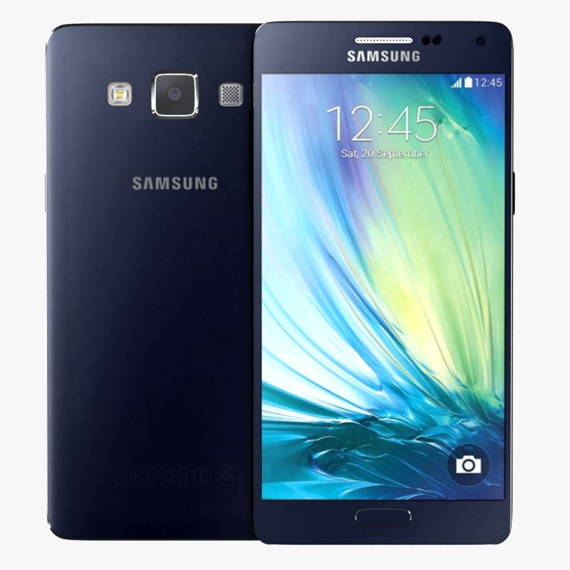 Samsung Galaxy A7 Midnight Black