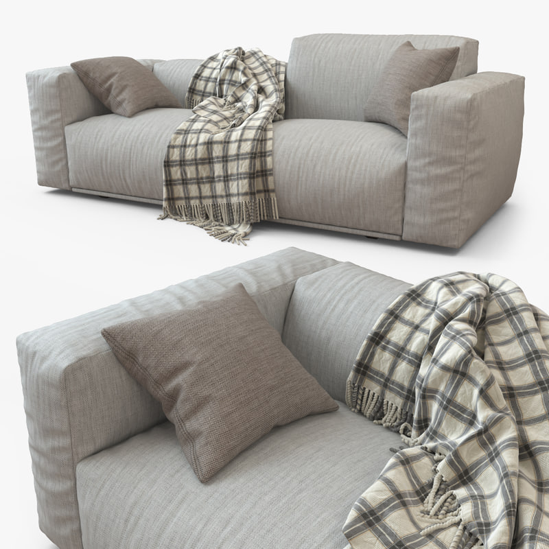 Sofa Bolton from the Poliform m02