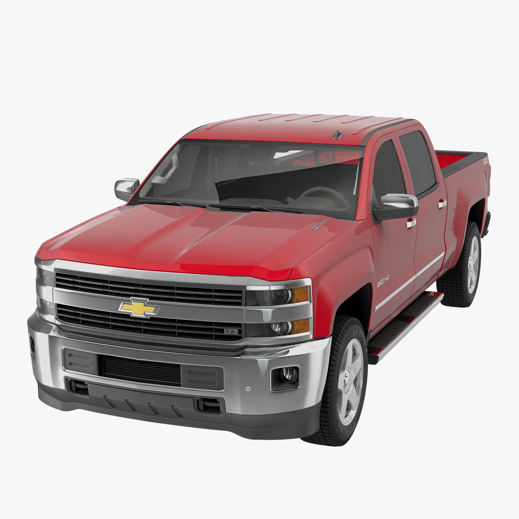 2015 Chevrolet Silverado 2500hd Lt Front Three Quarters Car Interior Design