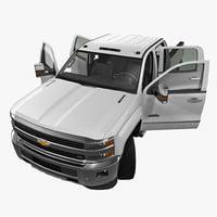 Silverado 3D models