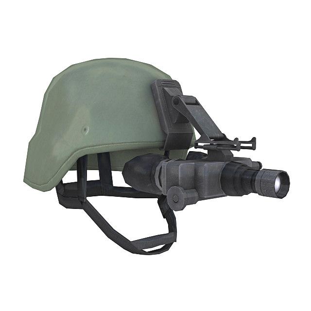 MICH Helmet NVG
