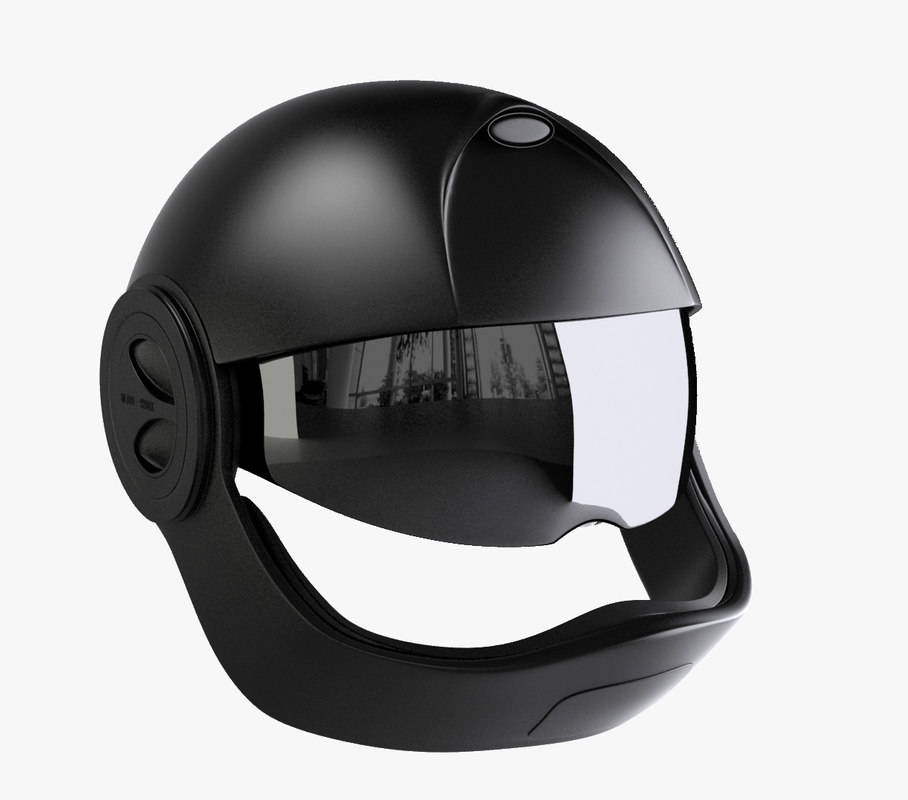 Motor futur helmet