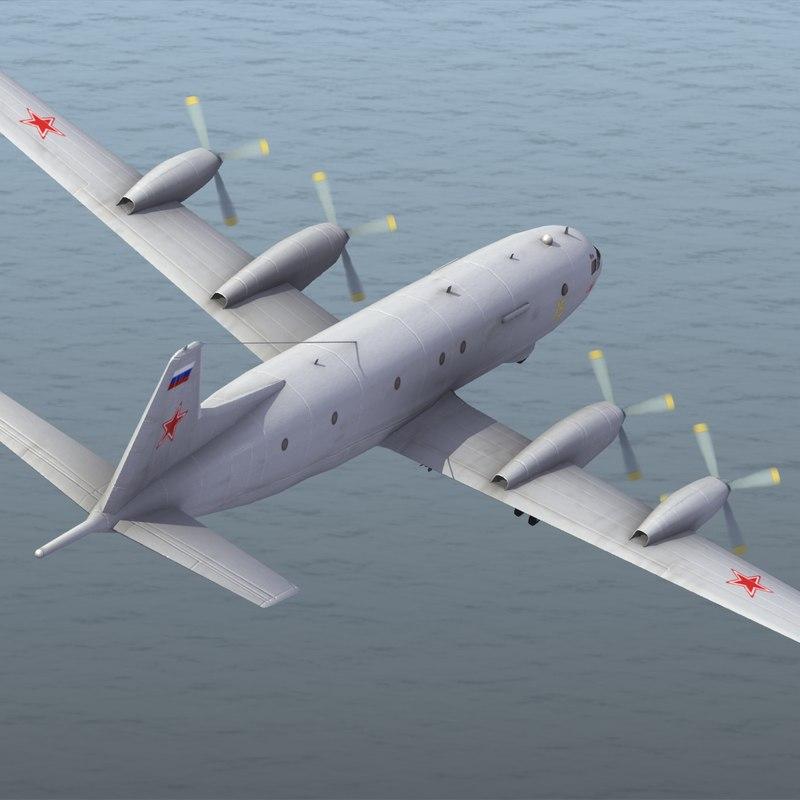 IL38 May ASW Aircraft