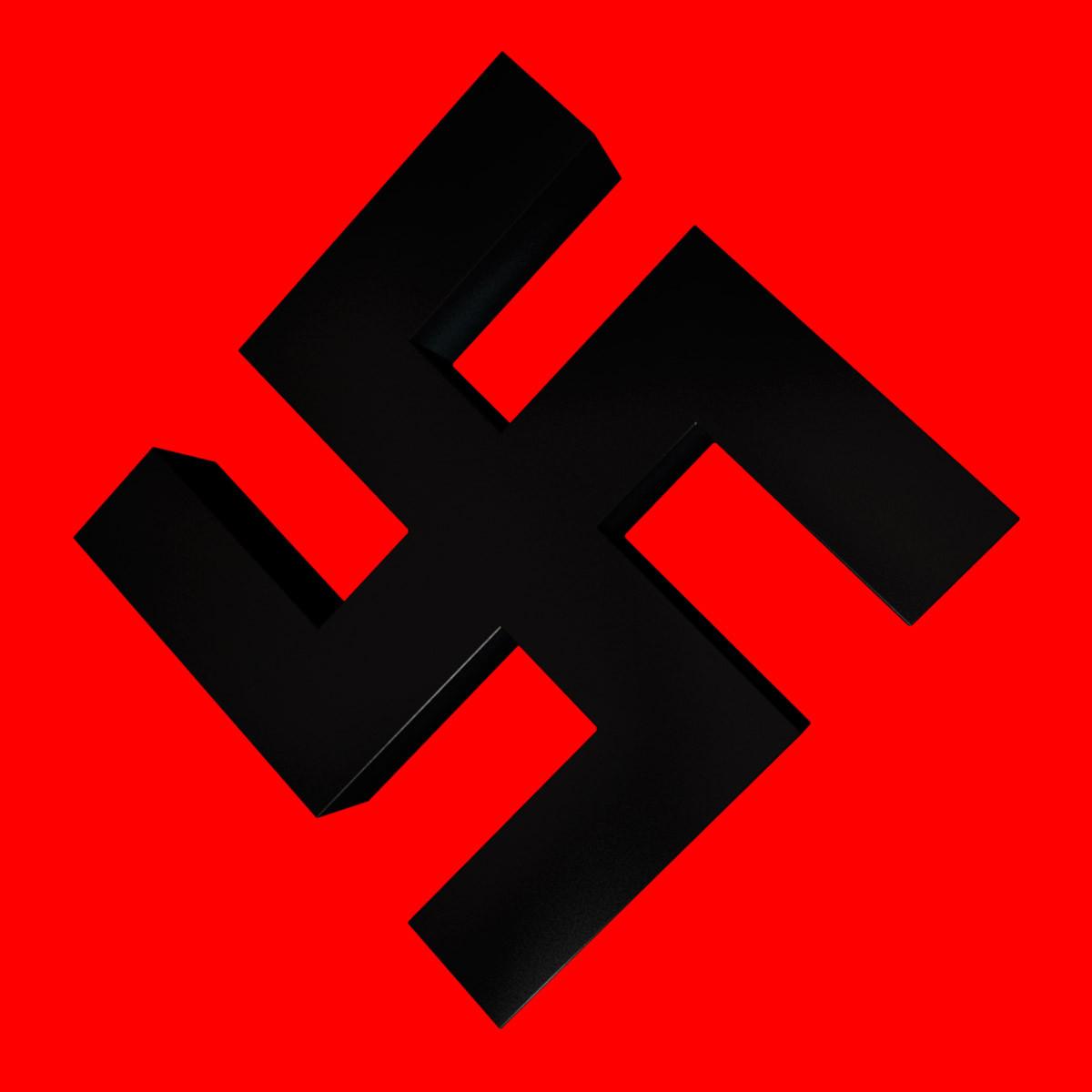 an examination of the nazi symbol swastika Design company is slammed for creating a nazi symbol fashion range featuring a rainbow swastika 'representing peace and love' ka design said 'swastika examination.