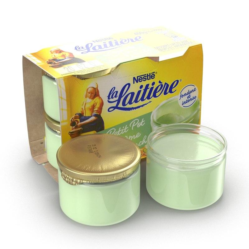 Cream Pistachio