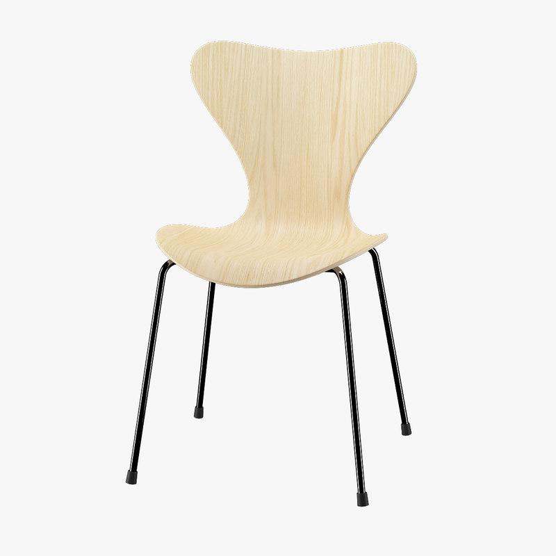 Series 7 Chair 3107