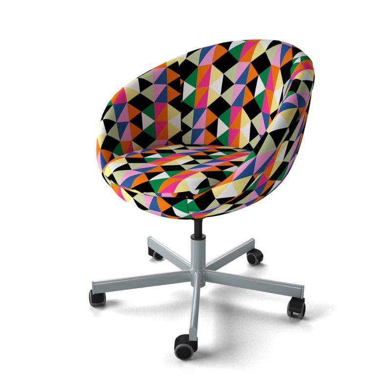 3ds Max Ikea Skruvsta Swivel Chair