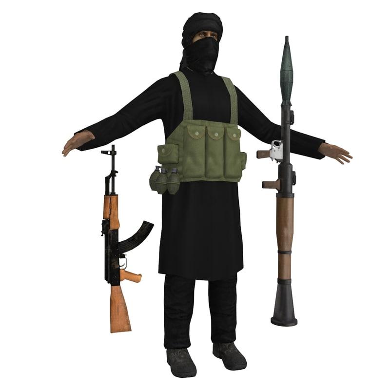 Ultimate Terrorist