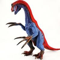 Therizinosaurus 3D models