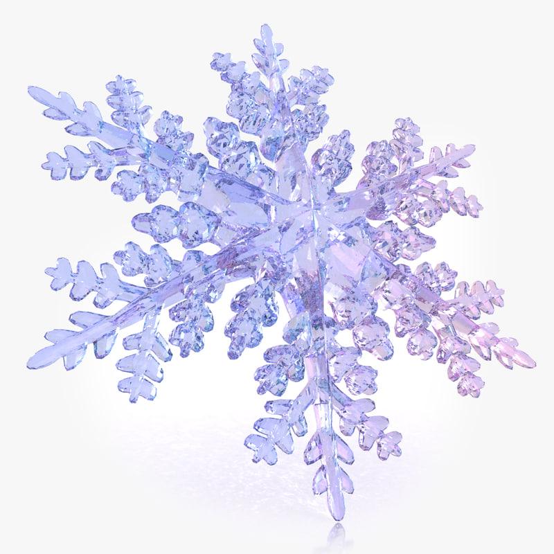 snow flake of my dream