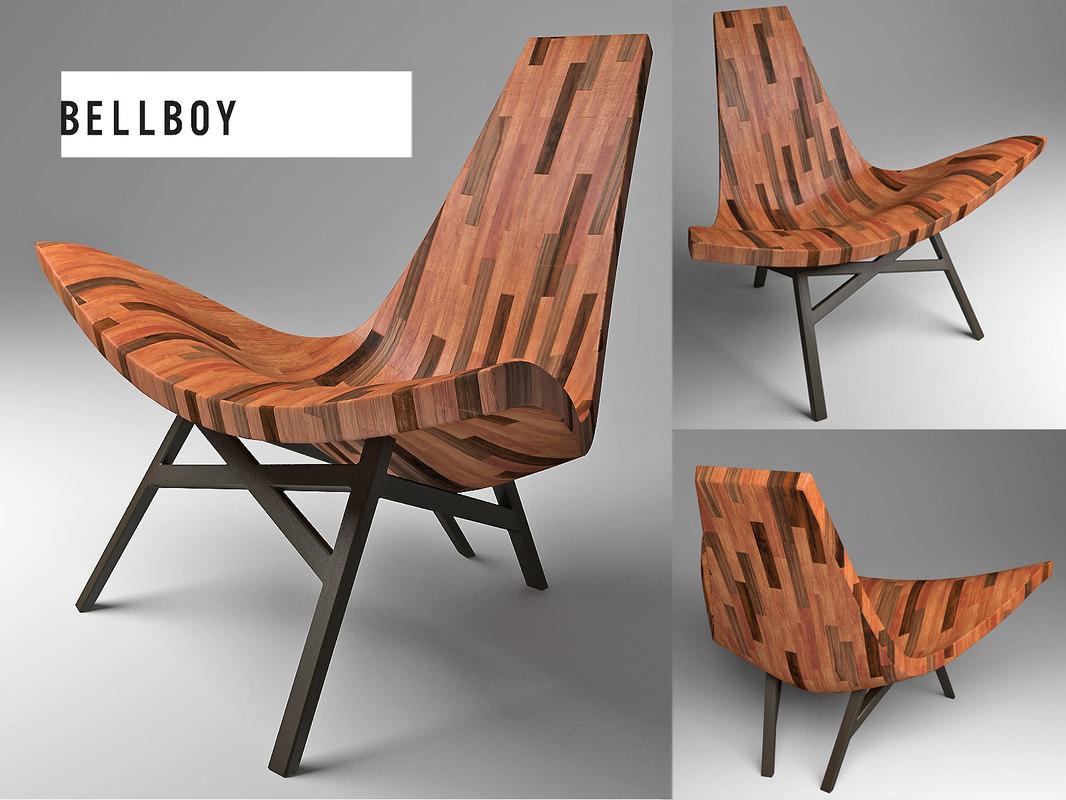 Water Tower Chair by BELLBOY.jpg