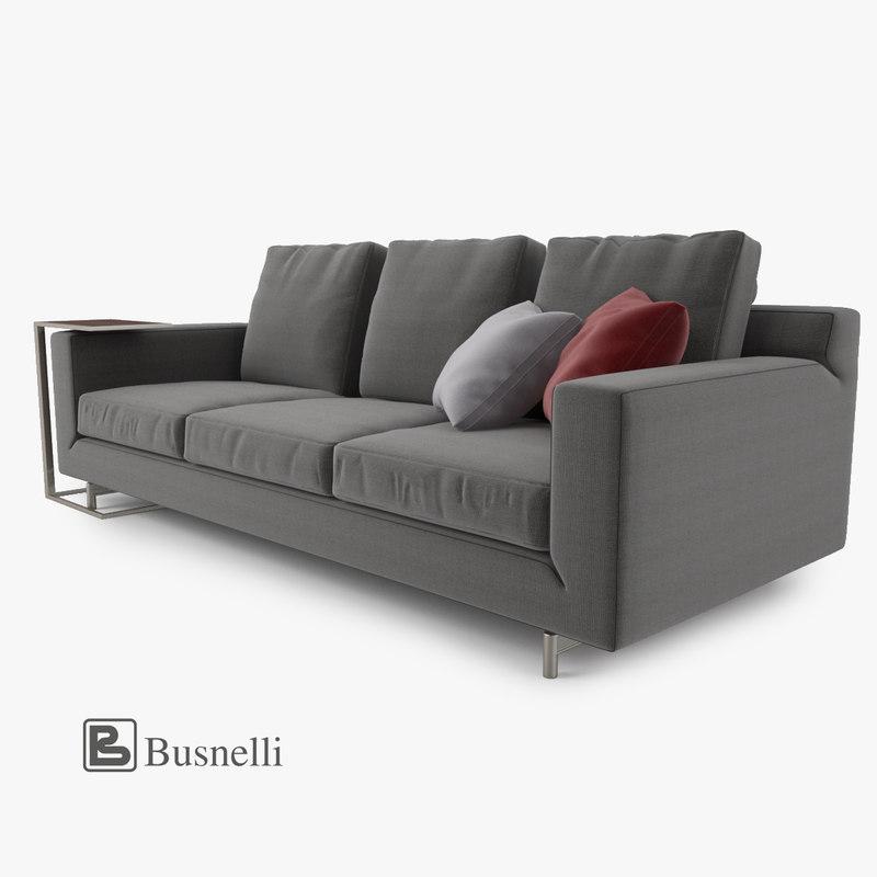 Busnelli Taylor Sofa 3 Seat
