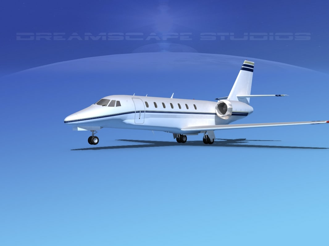 Cessna 680 Citation Sovereign V03