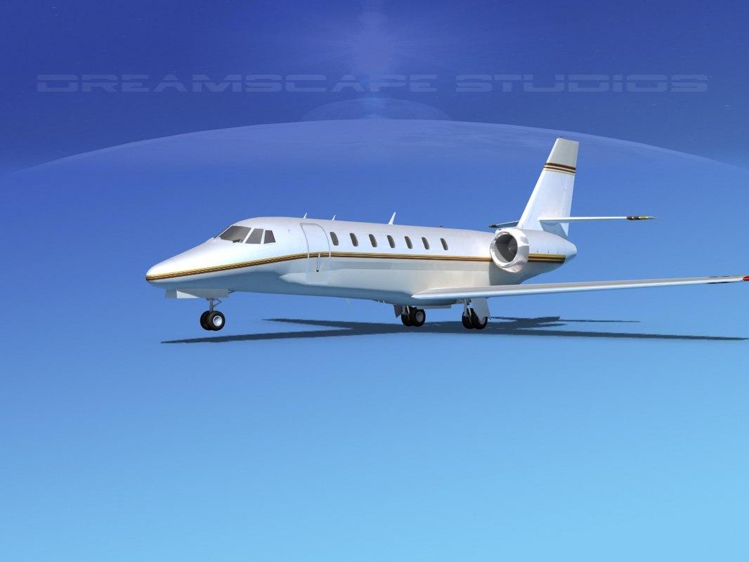 Cessna 680 Citation Sovereign V06