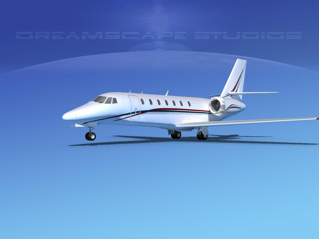 Cessna 680 Citation Sovereign V09
