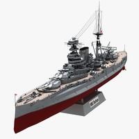 model ship 3D models