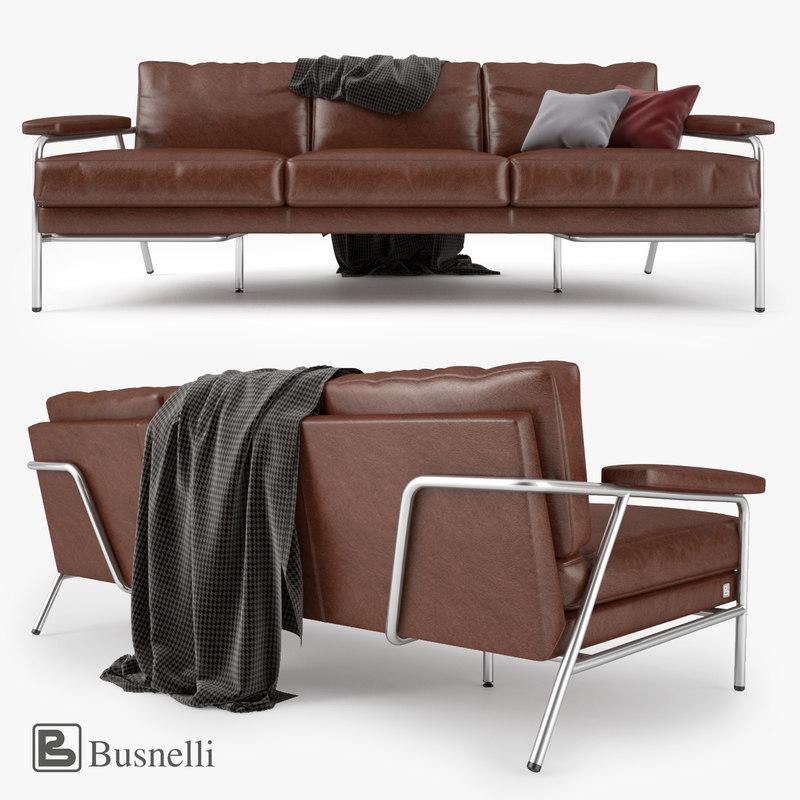 Busnelli Carpe Diem Sofa