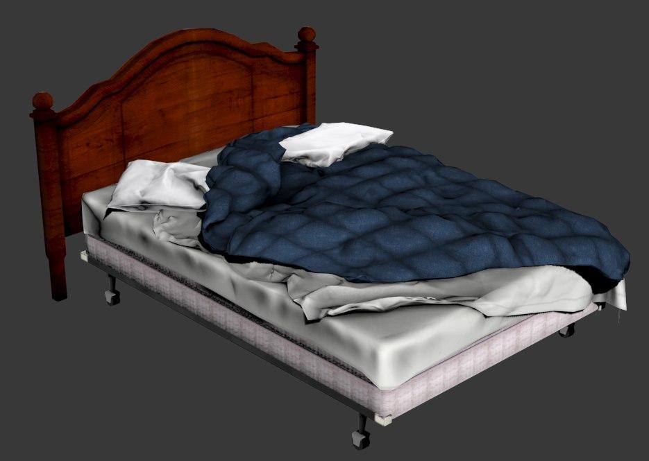 maya large ready bed