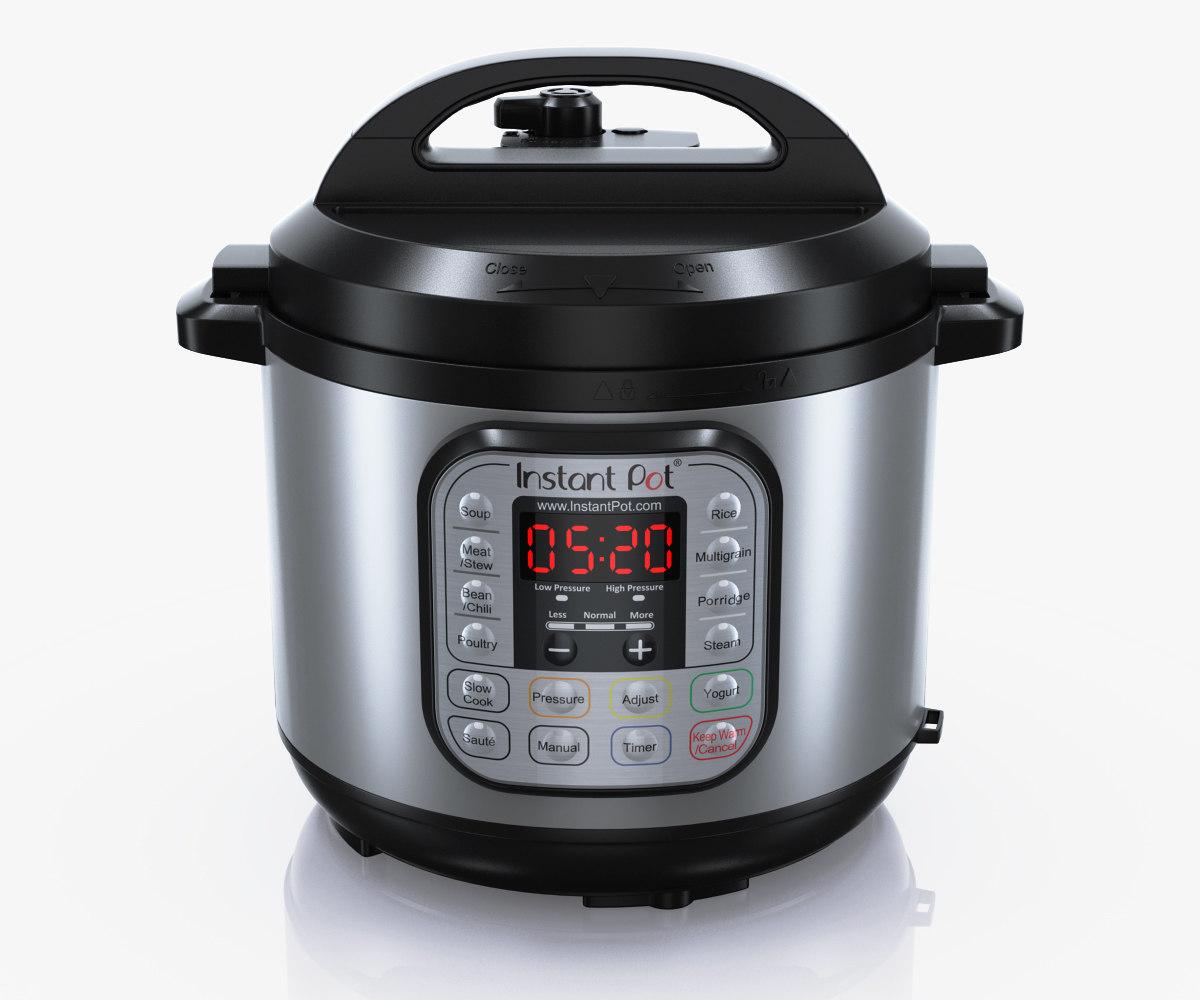 Instant Pot IP DUO60 Programmable