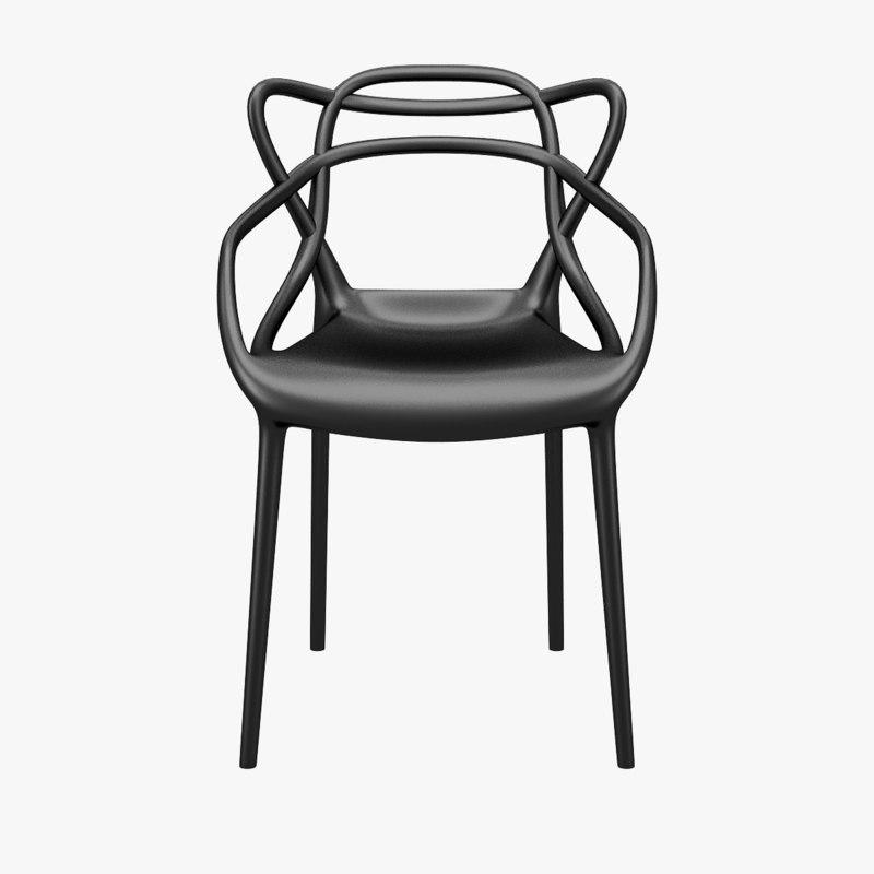 Chaise Starck Master - Maison Design - Deyhouse.Com