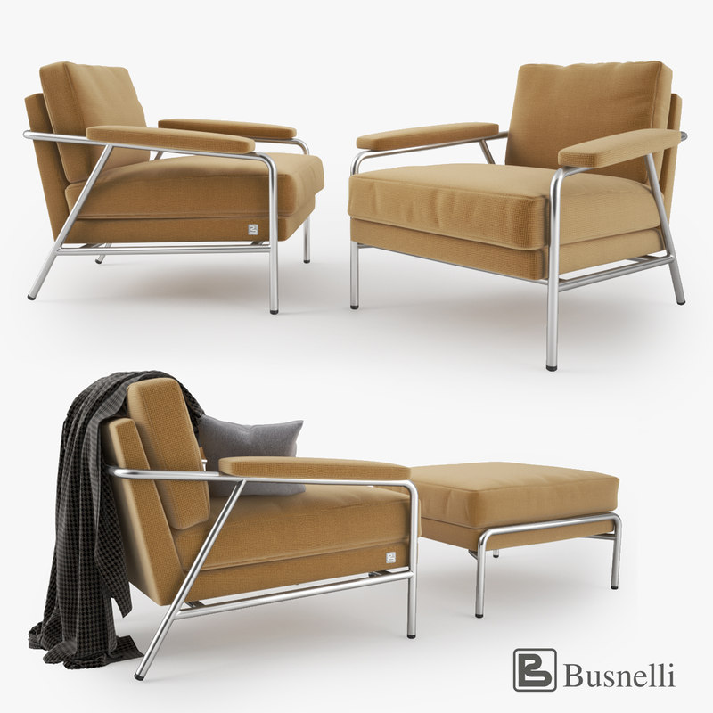 Busnelli Carpe Diem Armchair