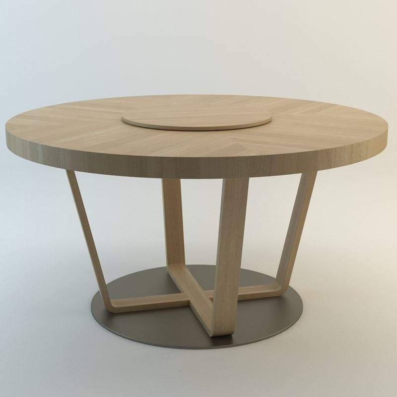 Seven Sedie - Modern Times Table Ermione