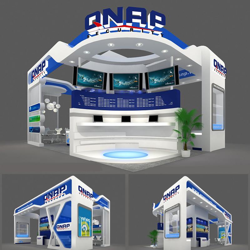 3d Exhibition Booth Design : D exhibition booth design
