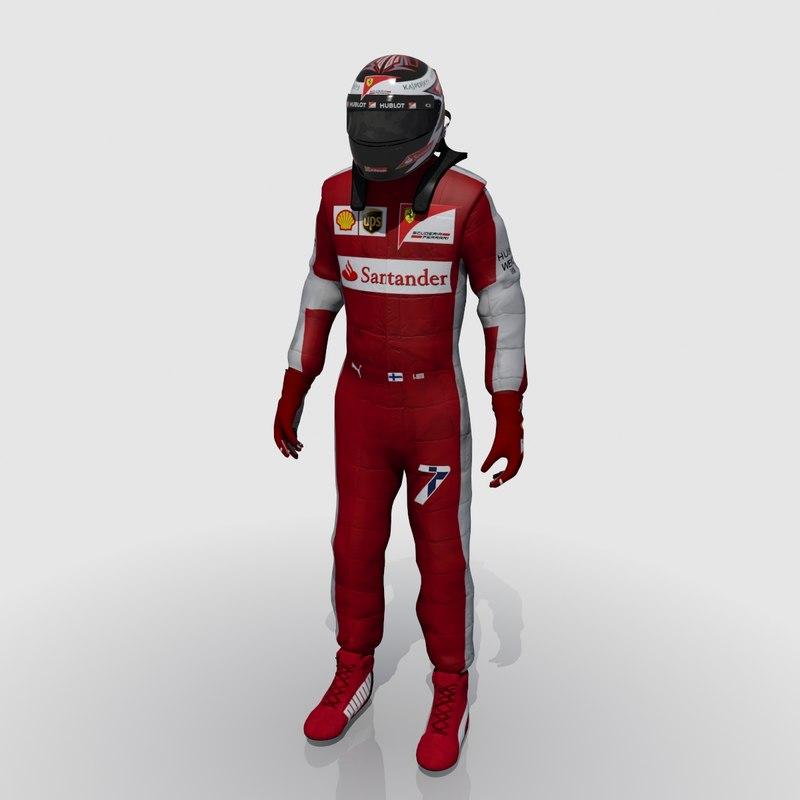 Kimi Raikkonen 2015