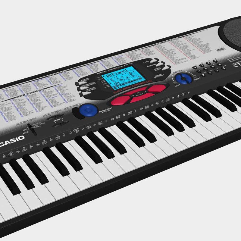 Keyboard / Synthesizer: Casio CTK558