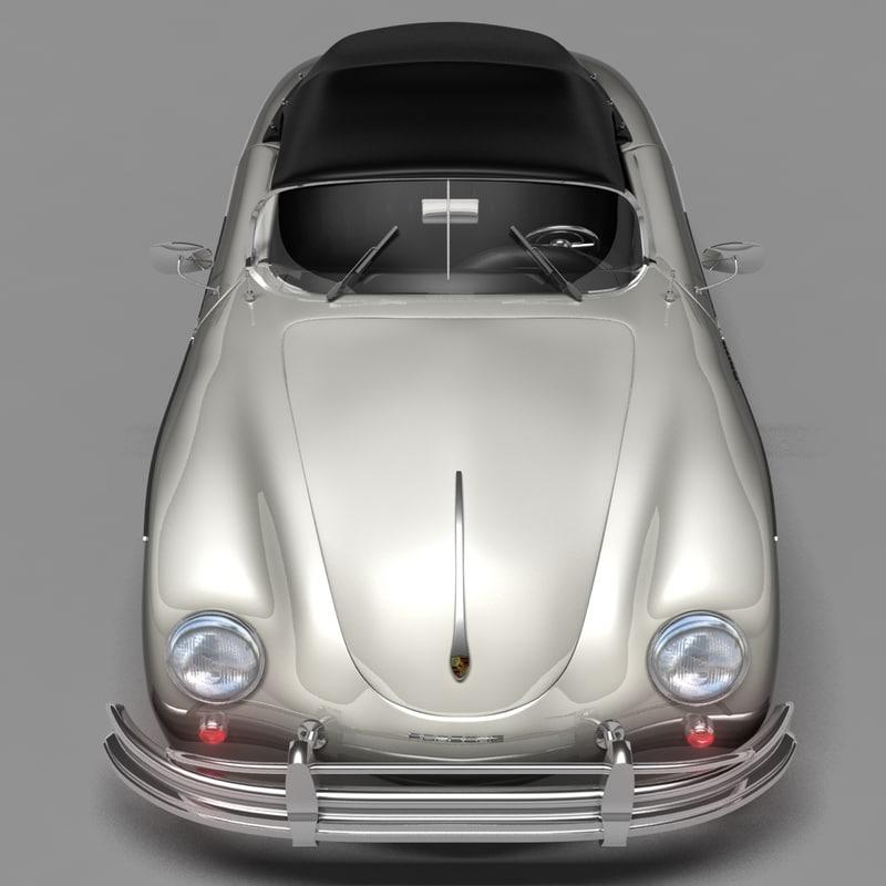 porsche 356A speedster roadster 1956