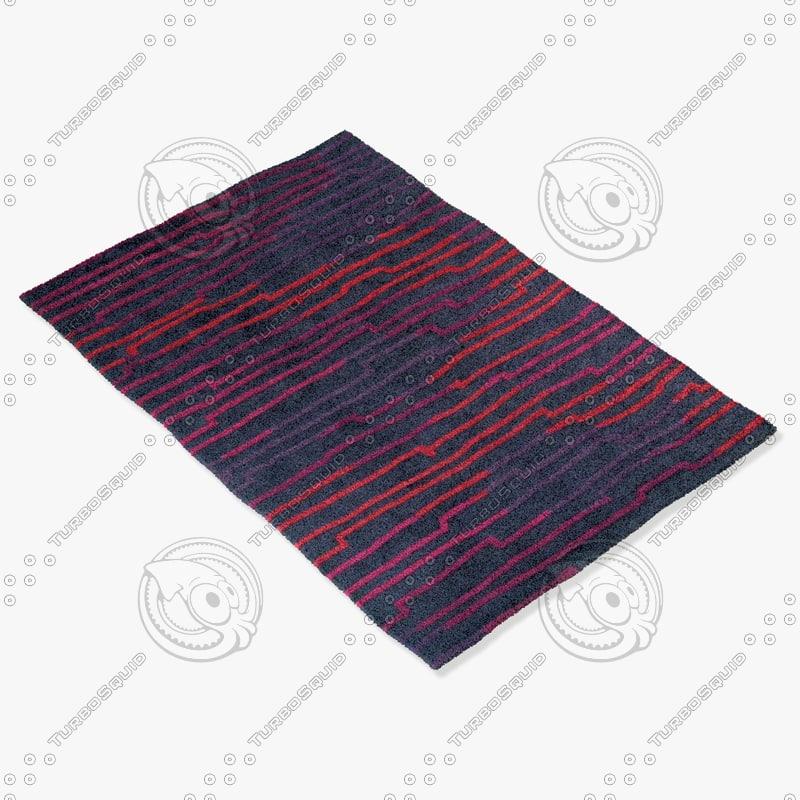 Brink and Campman Graph 2093700 rug