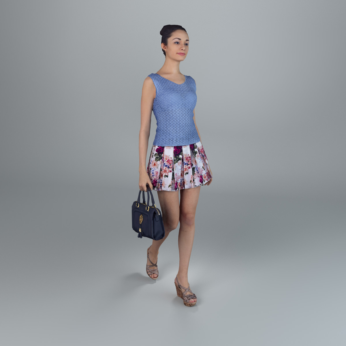 Woman casual summer 02 new